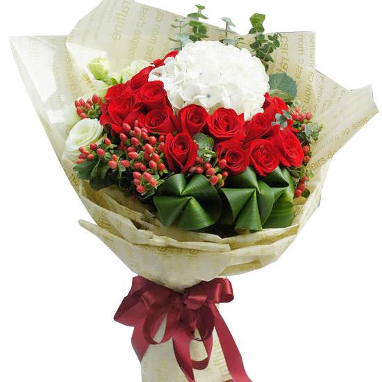 19枝极品红玫瑰/公主殿下