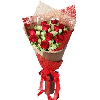 红玫瑰11枝/真爱永恒