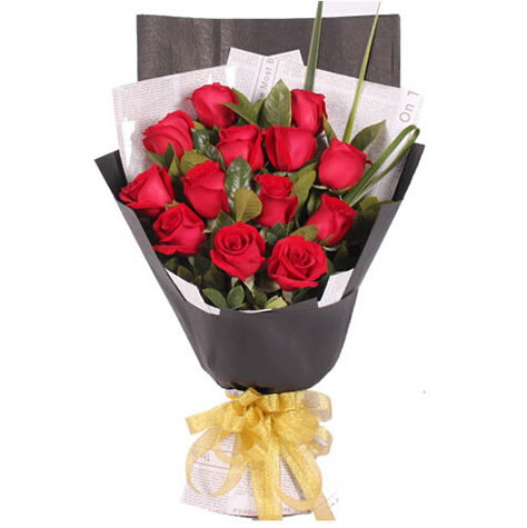11枝红玫瑰/未忘初心