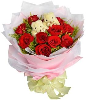 11朵红玫瑰/豆蔻年华