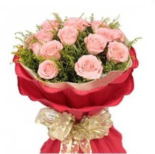 戴安娜玫瑰11枝/深情凝望