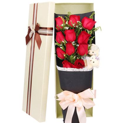 11朵红玫瑰/今生今世