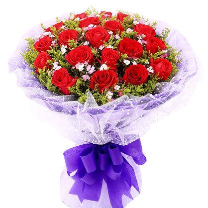 19朵红玫瑰/相爱永恒