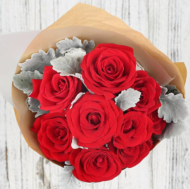 11支玫瑰/真挚的爱