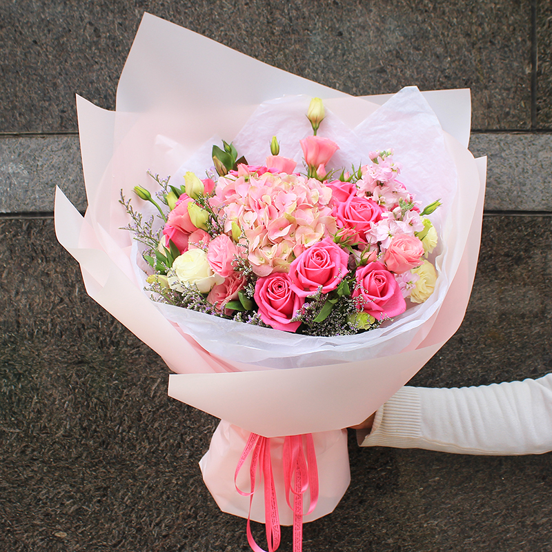 11支戴安娜玫瑰/爱一个人