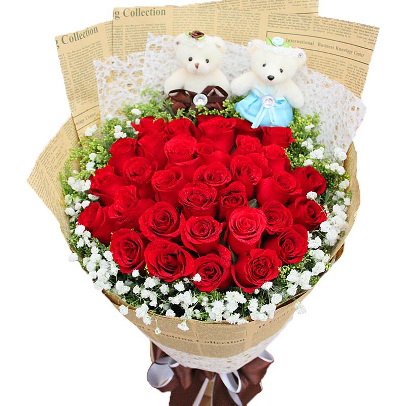 33朵红玫瑰/我的宠妃