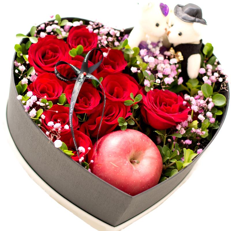 11朵红玫瑰/爱的小确信
